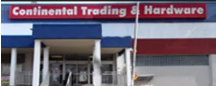 CONTINENTAL TRADING & HARDWARE, INC.